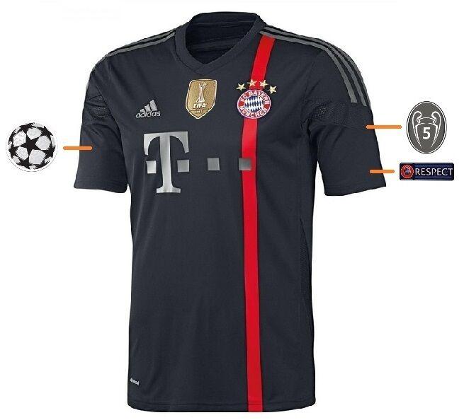 Trikot FC Bayern 2014-2015 Champions League League League WC - Schweinsteiger  3rd 4979e1