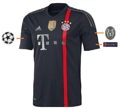 Trikot FC Bayern 2014-2015 Champions League WC 152-XXL Schweinsteiger 3rd