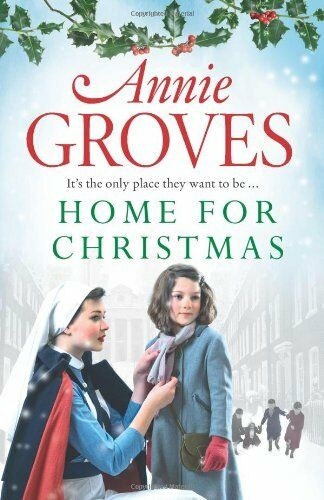 1 of 1 - Home for Christmas by Groves, Annie 0007361513 The Cheap Fast Free Post