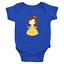 Infant-Baby-Rib-Bodysuit-Jumpsuit-Romper-Clothes-Beauty-amp-Beast-Princess-Belle thumbnail 17