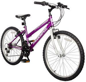 muddy fox mountainbike 24 zoll kinder fahrrad mtb city. Black Bedroom Furniture Sets. Home Design Ideas