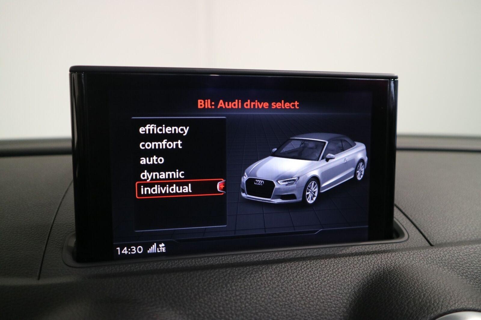 Audi A3 2,0 TDi 150 Sport Cabriolet S-tr. - billede 13