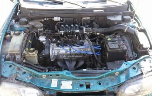 16v Formula Power 10mm Race Performance De Câbles Allumage pour Fiat Bravo 1.2