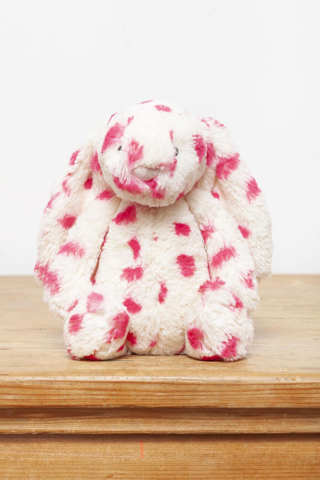 Jellycat Special Edition Bashful Keeley Bunny Rabbit Rabbit