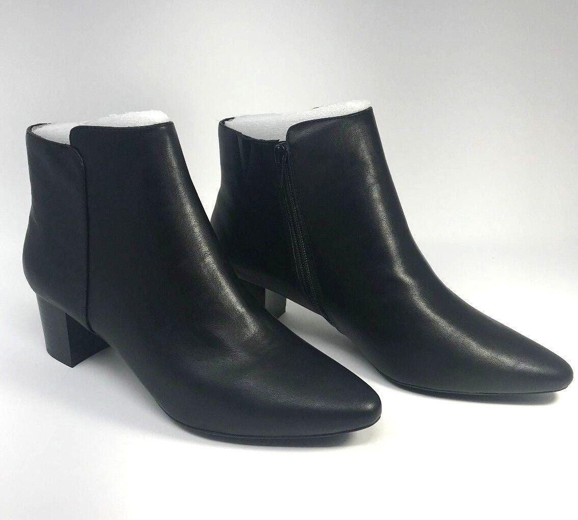 Nuevo Rockport Para Mujer Caden 2-parte 2-parte 2-parte al tobillo Botines Talla 9.5 M Negro botas Tacones  más orden