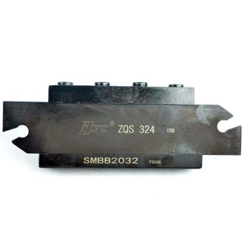 ZQS32-4 cutting broad Grooving Cut-Off Cutter SMBB 20mm SPB32 holder SMBB2032