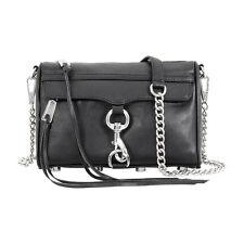 Rebecca Minkoff Mini MAC Black Ladies Crossbody Handbag HS16EFCX01