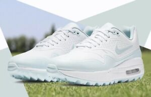 Details about Nike Air Max 1 G Women's Golf Shoe AQ0865 101 Size UK 5.5 EU 39 US 8 New