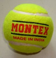 6 Indian Cricket Tennis Balls Ideal For Non-professional Cricket 6 Balls