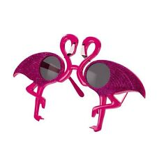 Flamingo Glasses Hen Night Photo Booth Beach Garden Party Alice In Wonderland