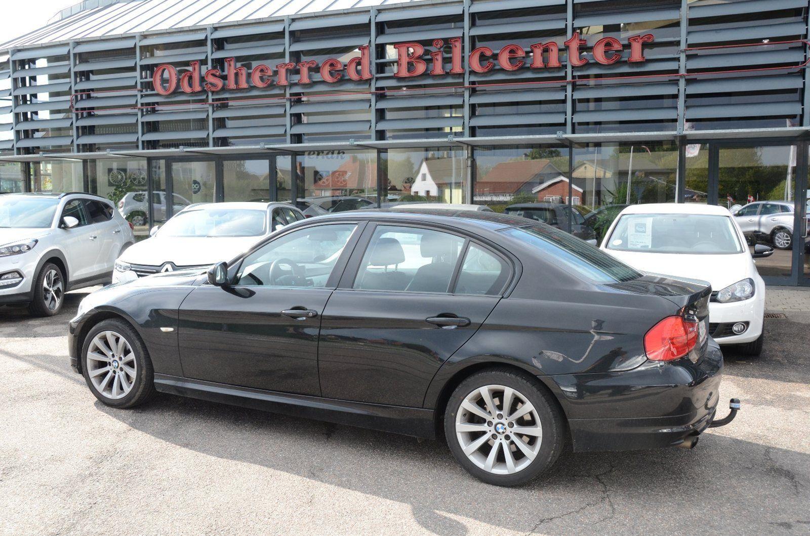 BMW 318d 2,0  4d - 134.500 kr.