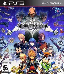 Kingdom Hearts HD 2.5 ReMIX Sony PlayStation 3 Game