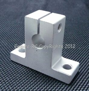 Linear Rail Shaft Support FOR XYZ Table CNC Router Milling 13mm 2 PCS SK13