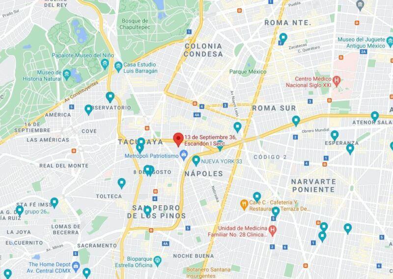 ULTIMOS REMATES Bonito Departamento 5 min WTC la Napoles y la Condesa