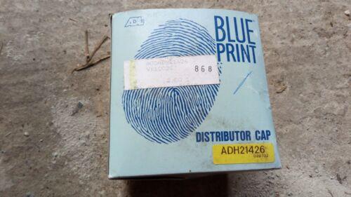 Imprimé Bleu Distributeur Cap ADH21426