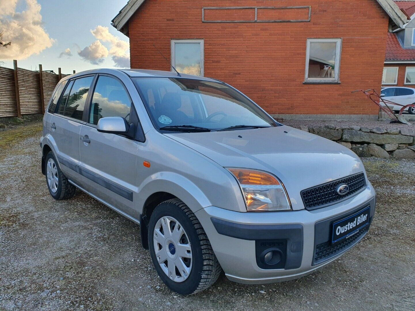 Ford Fusion 1,6 TDCi Trend 5d