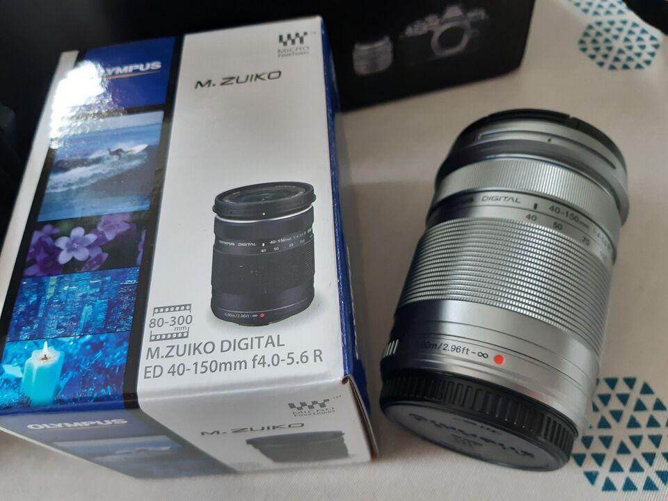 Olympus Olympus OM-D E-M10 mkIII, 16,1 megapixels, 14-42 &