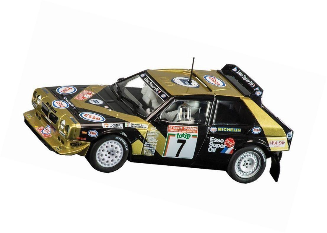 Scalextric Digital Lancia Delta S4 Fabrizio Tabaton 1986 Rally San Remo C3490