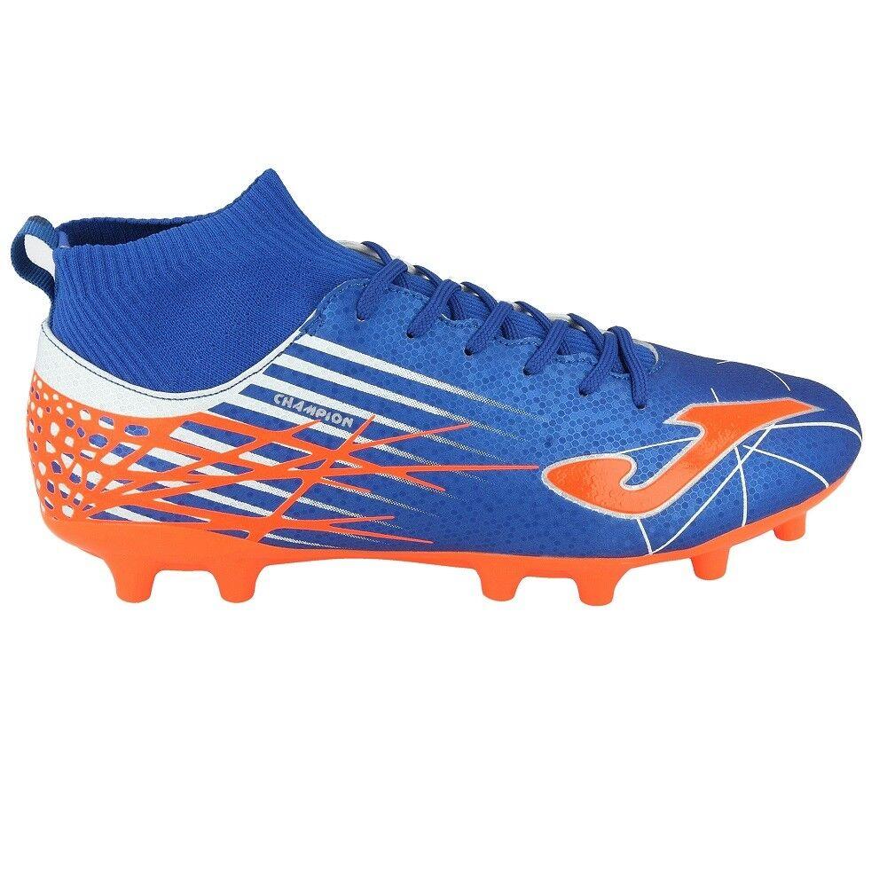 Joma zapatos Calcio hombres - Champion 804 Royal Firm Ground