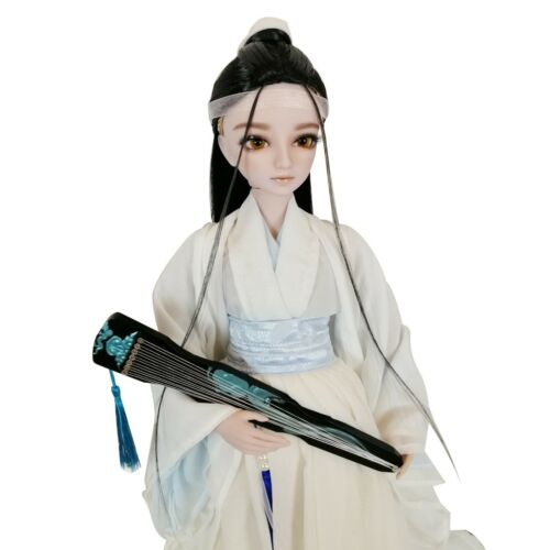 Lan WangJi 1//3 59cm Doll The Untamed Chinese Drama Ball Jointed Dolls Full Set