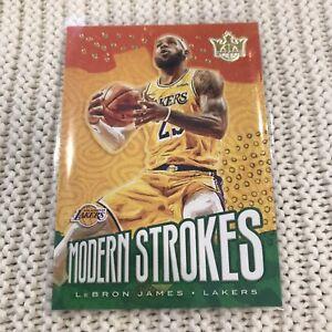 Lebron-James-Court-Kings-Modern-Strokes-2019-20-9-Panini-Los-Angeles-Lakers
