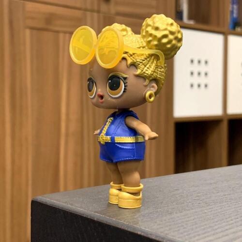 Lol Surprise Doll BIG SIS SOUL BABE AUTHENTIC Series 4 Under Wrap Dolls