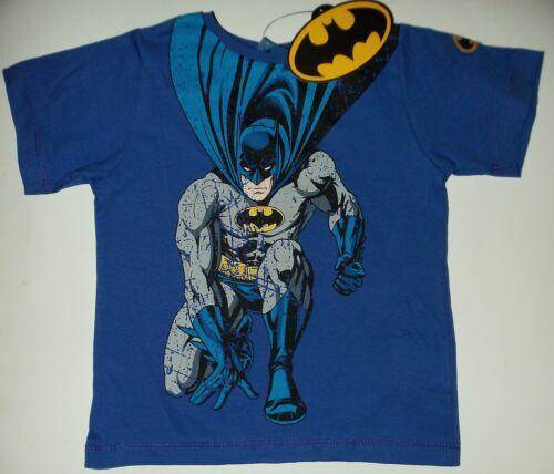 Ragazzi Blu T shirt con immagine di Batman