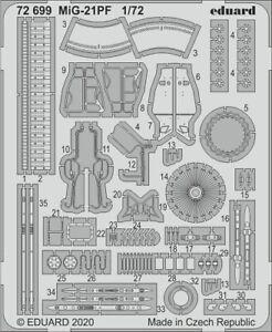 Eduard-Accessories-72699-1-72-MiG-21PF-for-Eduard-New