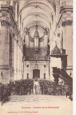 CAMBRAI intérieur de la cathédrale éd lavey