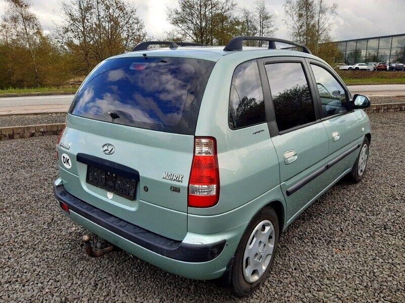Hyundai Matrix 1,5 CRDi 102 GL Van Diesel modelår 2005