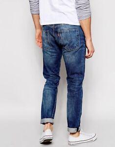 Levis-Vintage-LVC-Blue-1966-501-XX-Wide-LTD-ED-Selvedge-Jeans-W30-L33-265-New