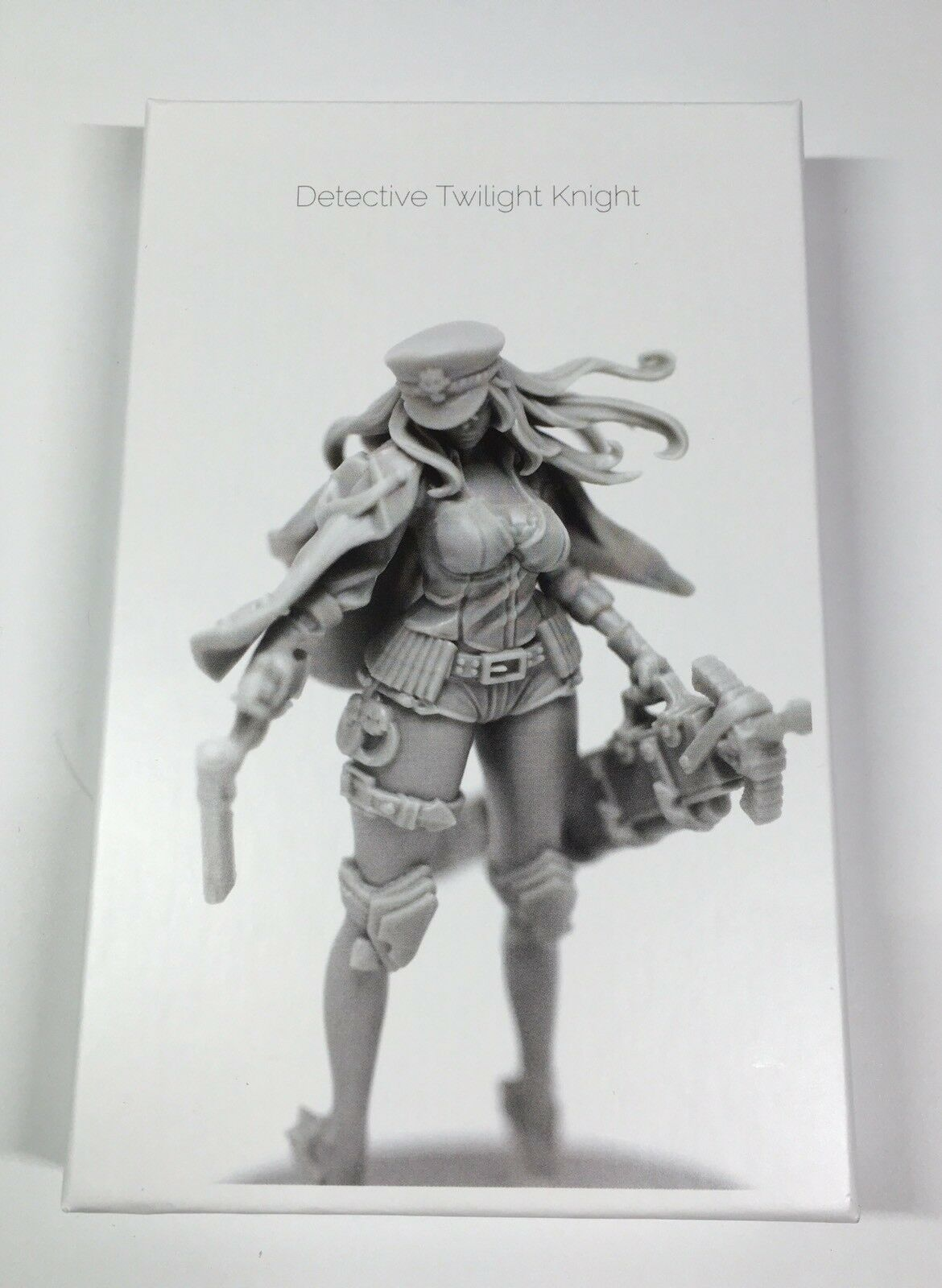 Kingdom Death Detective Twilight Knight In Factory Sealed Box