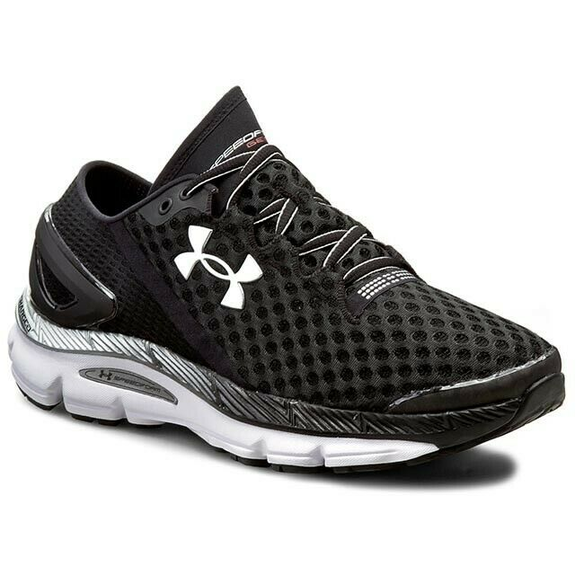 Observación Platillo Intentar  Under Armour UA Speedform Gemini 2 Running Shoes Black Mens Size 10  1266212-001 for sale online | eBay
