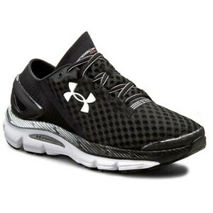 UNDER-ARMOUR-UA-SPEEDFORM-GEMINI-2-RUNNING-SHOES-BLACK-MEN-10-5-NEW-1266212-001