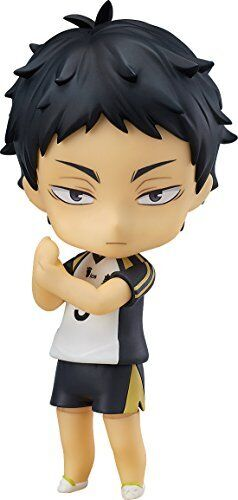 Nendoroid Haikyuu   Keiji Akaashi Figure JAPAN OFFICIAL IMPORT