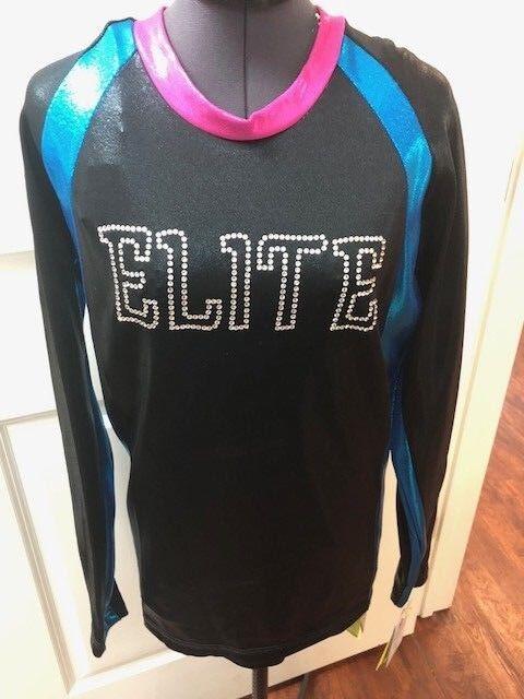 Cheerleading Boys Elite Shirt by GK