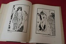THE COLLECTED DRAWINGS OF AUBREY BEARDSLEY WITH AN APPECIATION BY ARTHUR SYMONS