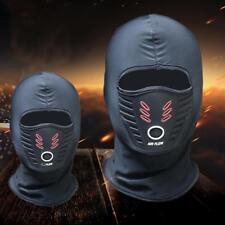 Cold Weather Windproof Thermal Fleece Neck Warm Balaclava Waterproof Face Mask@