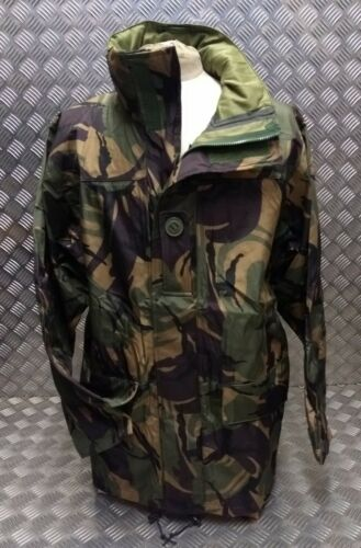 EX British Army Stock DPM Camo MVP Waterproof /& Breathable Combat Jacket Large