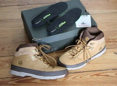 Timberland Euro Hiker SF LT Spacer Boots Stiefel Schuhe beige braun UVP 135</p>                     </div> <!--bof Product URL --> <!--eof Product URL --> <!--bof Quantity Discounts table --> <!--eof Quantity Discounts table --> </div> </dd> <dt class=