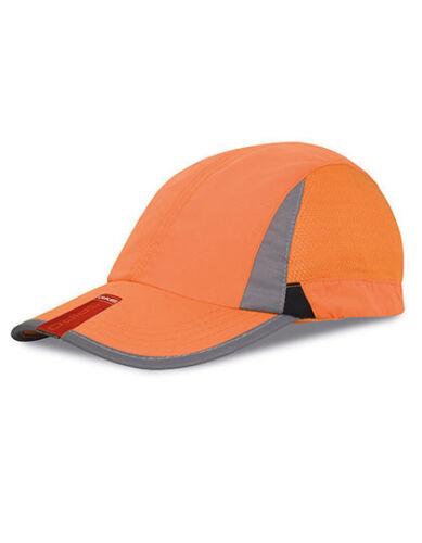 Result Headwear Damen Herren Kappe SPORT CAP Baseball Basecap Neu RC086X
