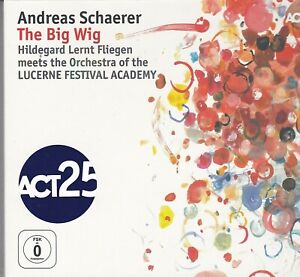 ANDREAS-SCHAERER-THE-BIG-WIG-CD-DVD-NEW-SEALED