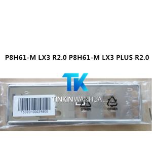 IO I//O Shield Back Plate BackPlate Plates Blende Bracket for ASUS H81M-E RE