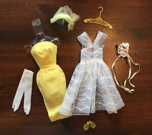 Vintage 1961-1964 Barbie Orange Blossom #987 Demoiselle Costume Complete