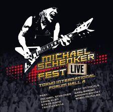 Michael Schenker - Fest Live Tokyo International Forum (2017) 2CD NEW SPEEDYPOST