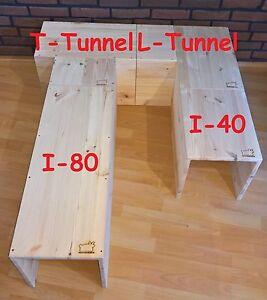tunnel haus system manni f r riesen kaninchen hase kleintiere 30x32 cm. Black Bedroom Furniture Sets. Home Design Ideas