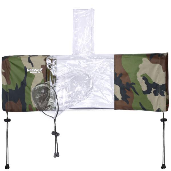 Inventif Neewer Caméra Protecteur Housse De Pluie Pour Dslr Camera (camouflage)-age) Les Produits Sont Disponibles Sans Restriction