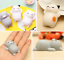 Lovely-Cat-Squishy-Healing-Squeeze-Fun-Kid-Toy-Gift-Stress-Reliever-Decors-Gift miniatura 1