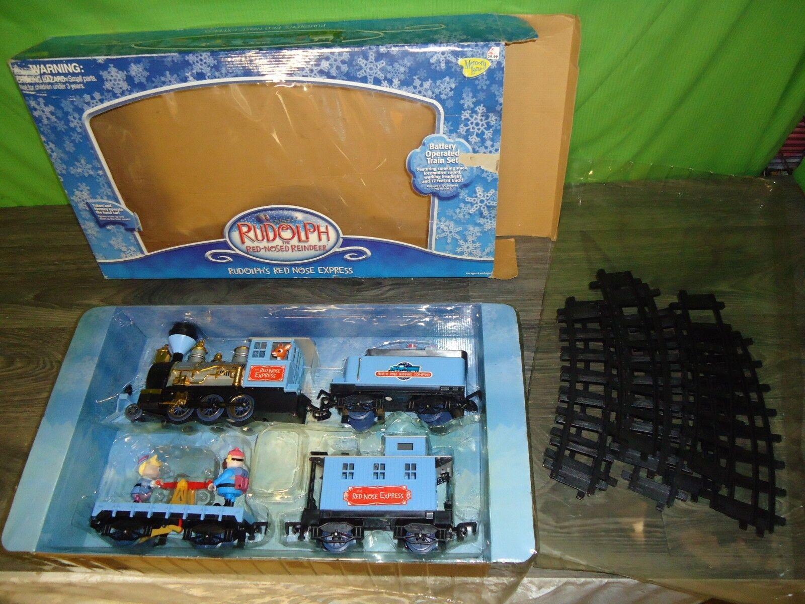 Island of Misfits toys Rudolf train set memory lane