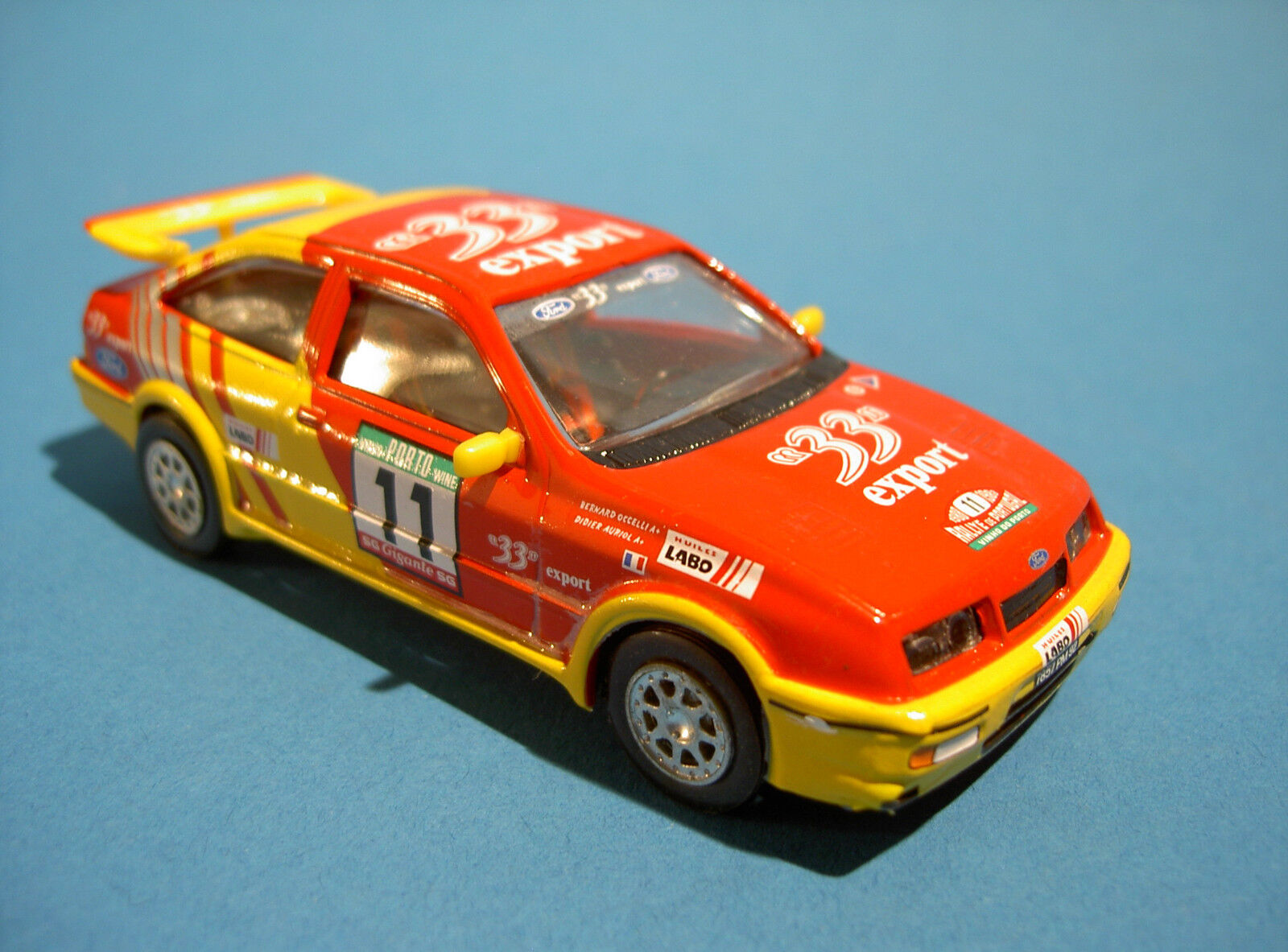 Ford Sierra Cosworth Rallye Portugal 1988 1 43